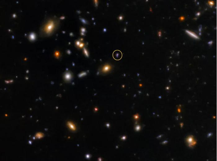天文学家在100亿年后的今天捕捉到宇宙中最强烈的一次爆炸