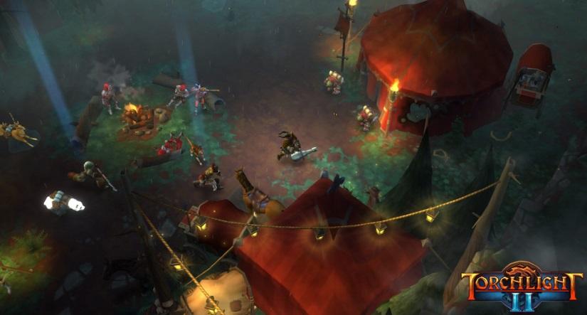 喜加一:《火炬之光 2》Epic 免费领取