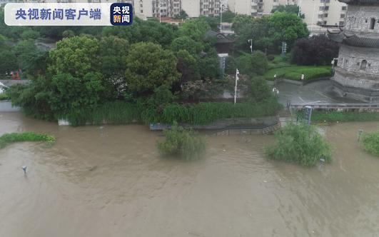 安徽发布最新汛情通告:长江大通站以上水位缓落图片