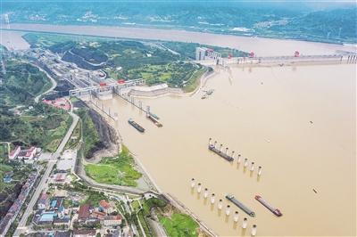 自然科学,国的水利工程筑起防自然科学汛抗洪坚固屏图片
