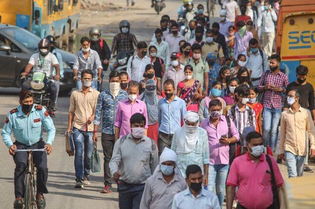 《【摩登2电脑版登录】印度新冠病毒感染超过百万 官员:只有上帝能救我们》