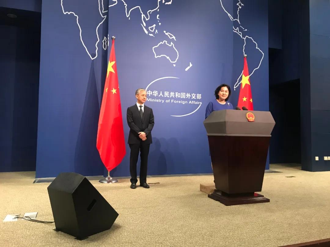 外交部第32任发言人17日正式亮相!