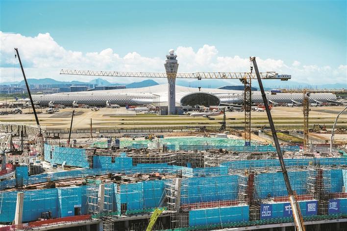 「杏悦」大杏悦湾区机场群构建多核驱动模式图片