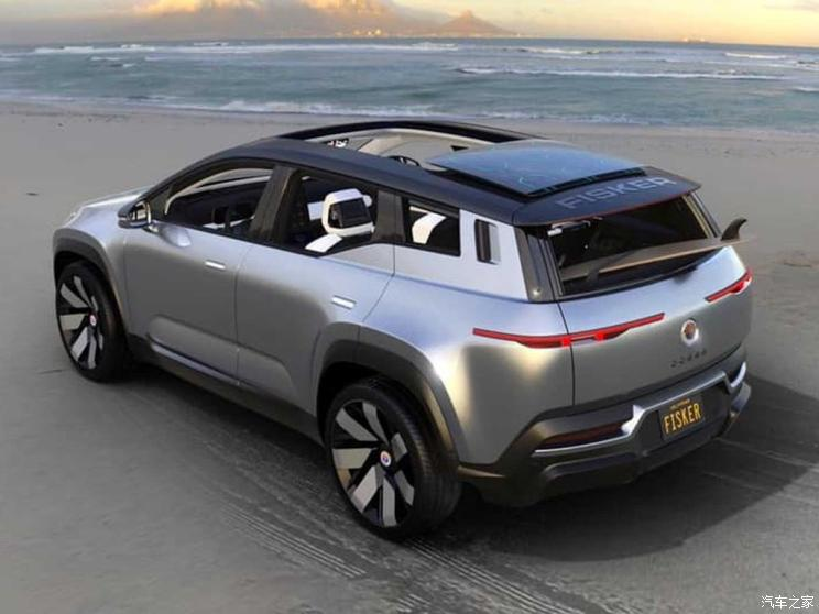 曲线上市 Fisker融资全都用来造新车