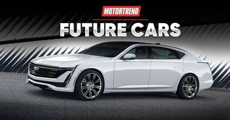 凯迪拉克纯电产品计划曝光 未来将推5款纯电车型