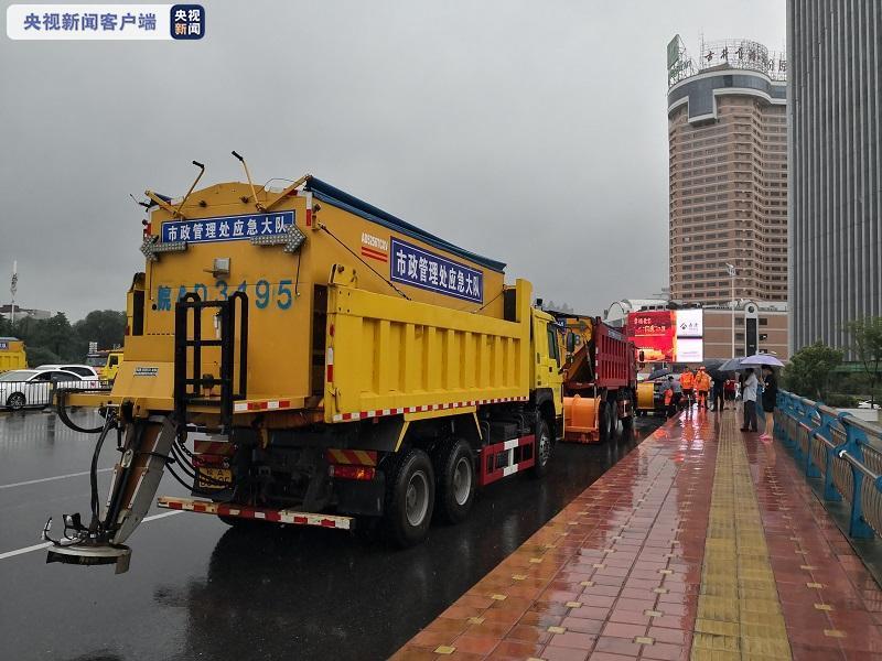 杏悦:水位上涨淹没市区大桥桥杏悦墩图片