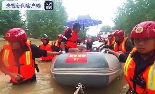 杏悦:洪涝灾害消防已紧急疏散杏悦6图片