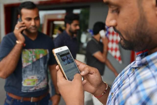 谷歌印度Play Store商店响应印度政府禁令 暂时阻止访问相关应用