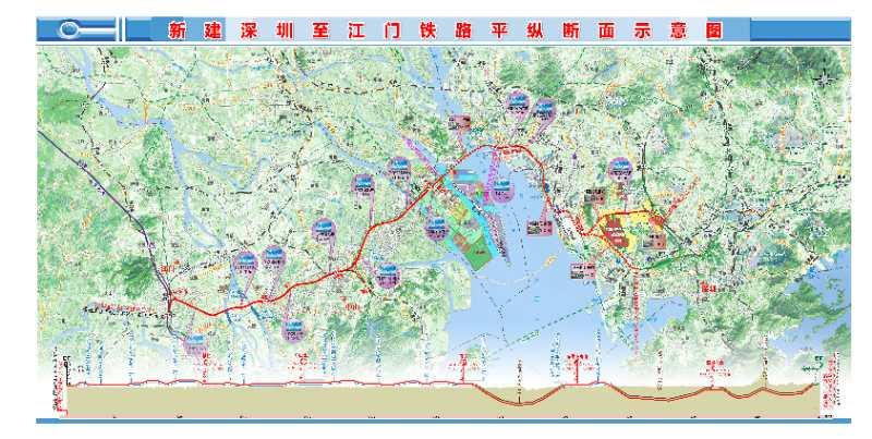 深江铁路先行段开工建设 粤港澳大湾区半小时生活圈又进一步!