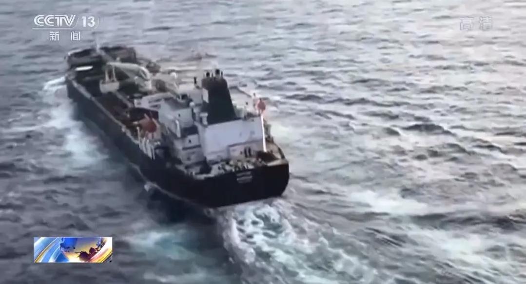△今年5月,伊朗无视美国警告,派出5艘油轮向受制裁的委内瑞拉运送大量汽油和化工原料。