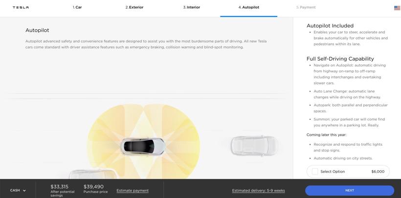 继特斯拉Autopilot广告在德国被禁后 韩国或也禁止该广告