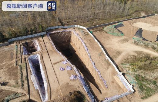 【杏悦】白鹿原发现西汉大型杏悦墓葬出土2200多图片