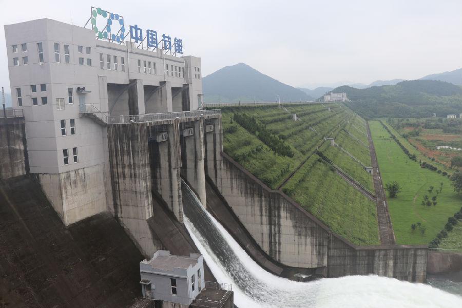 【抗洪抢险 央企行动⑪】中国节能:强化防汛措施 全力抗洪抢险图片