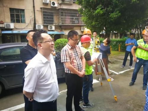 「赢咖3官网」波市调研指导房屋安全管理工赢咖3官网图片