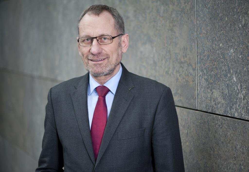 △德国联邦外贸与投资署总经理于尔根·弗里德里希