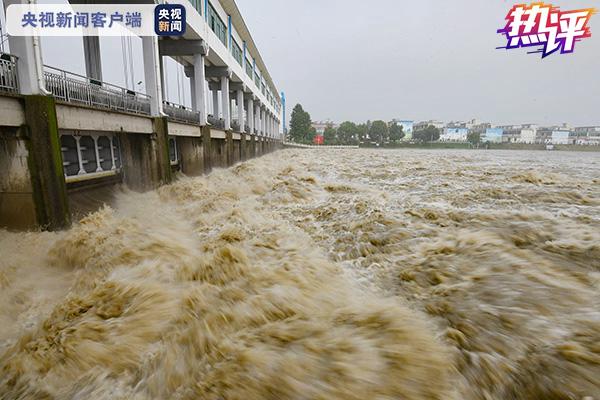 杏悦:长江到淮河打赢这场防杏悦汛救灾战要靠什么图片