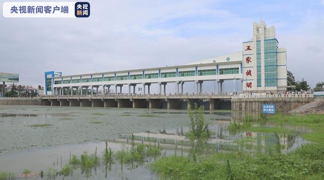 淮河沿线7处行蓄洪区杏悦启用王家坝水位,杏悦图片