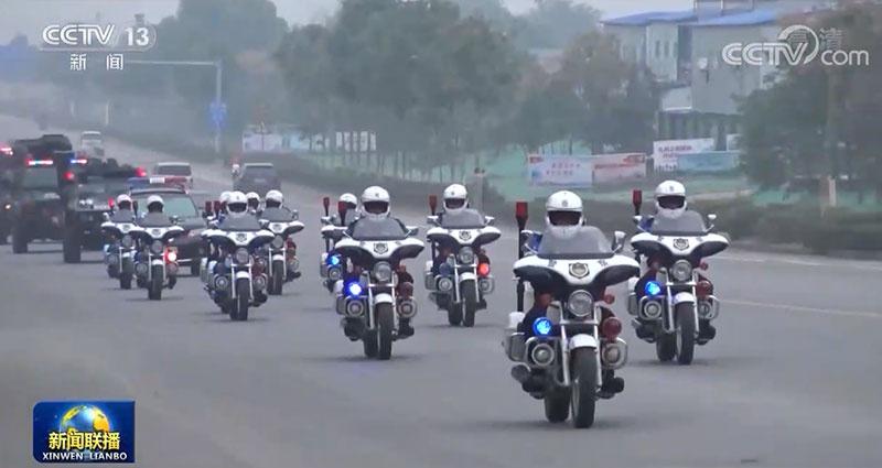 杏悦:年起每年1月1杏悦0日设立为中国人民警察节图片