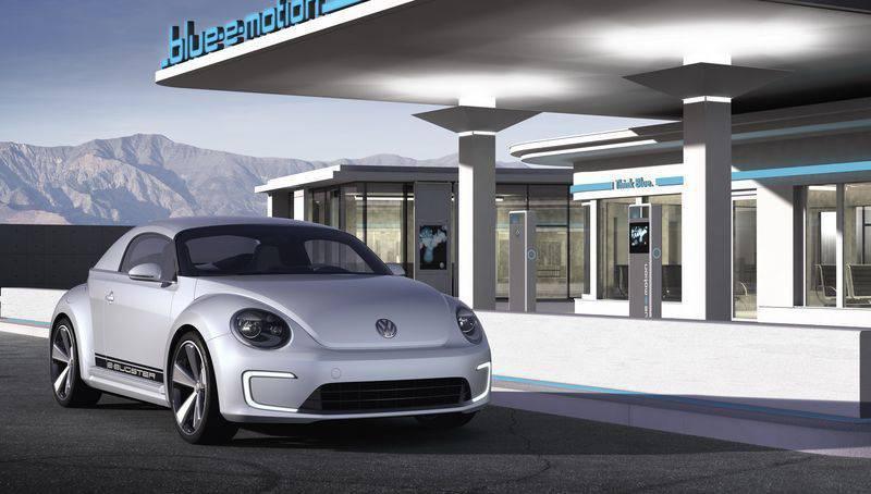 大众欧洲注册e-Beetle商标 电动甲壳虫或将复活