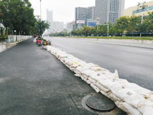连续三天降雨 昆明主城没有出现明显淹积水图片