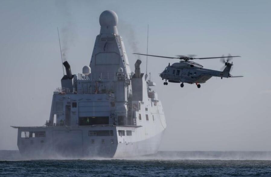 荷兰一架军用直升机在加勒比海坠毁 致两人死亡