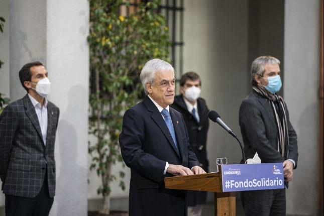 △图片来源:智利总统府