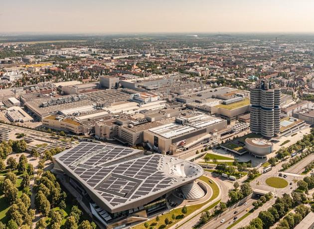 宝马慕尼黑工厂停工 为纯电动车型宝马i4生产做准备