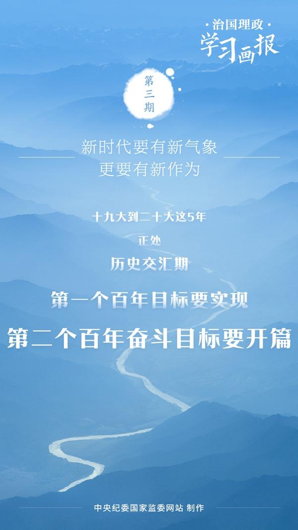 杏悦:治国理政学习画报杏悦③|新时代要有新气图片