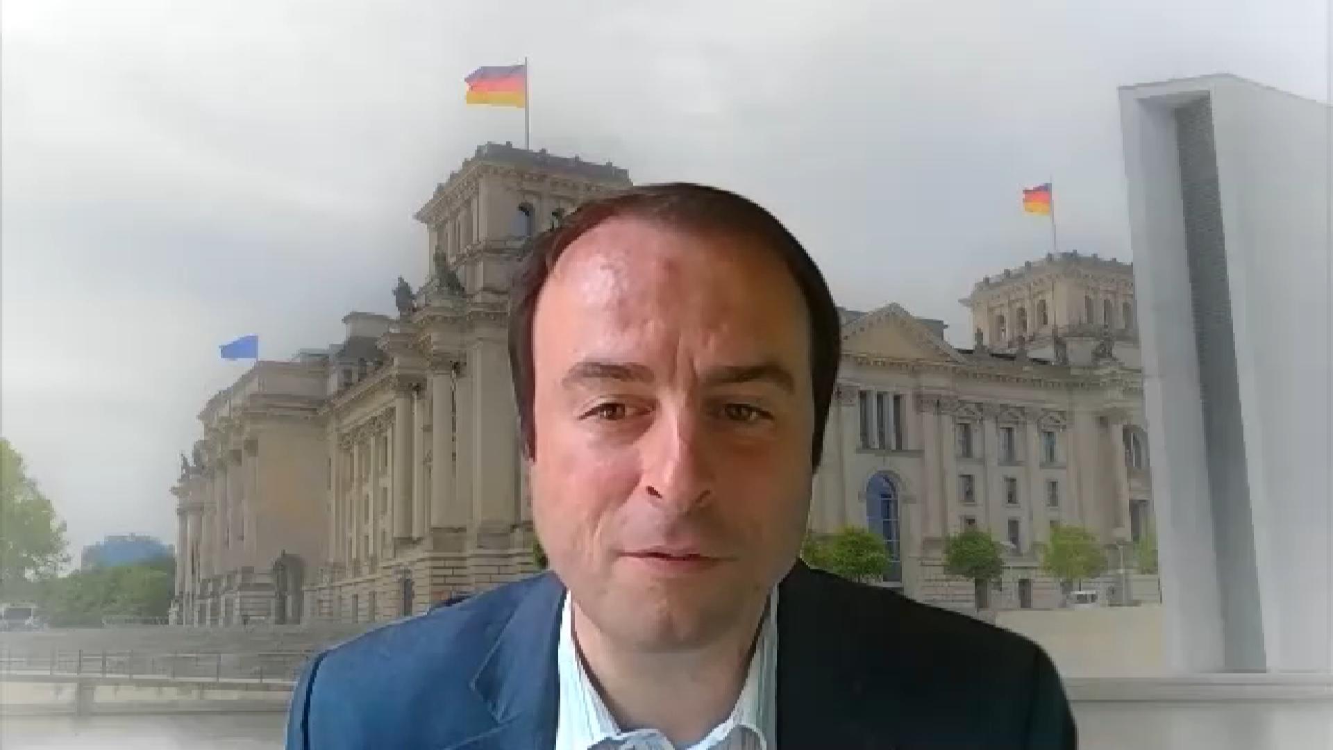 △德国联邦议院外交委员会议员 亚历山大·库里茨
