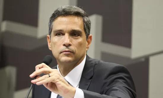△巴西中央银行行长罗伯托·坎波斯·内托