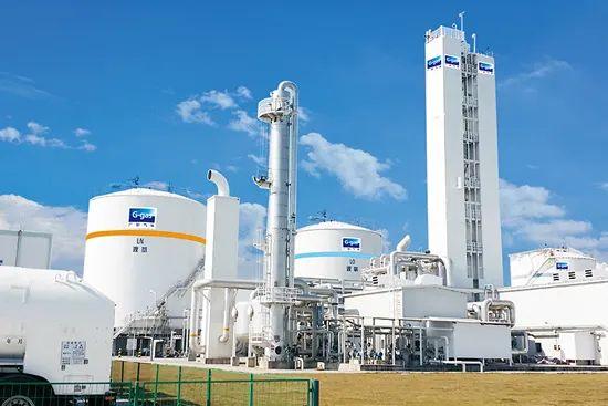 广钢气体中标风华高科冠华制氮供应项目