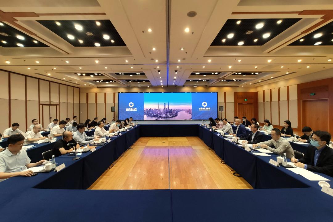 国务院发展研究中心党组书记马建堂一行到访上海期货交易所