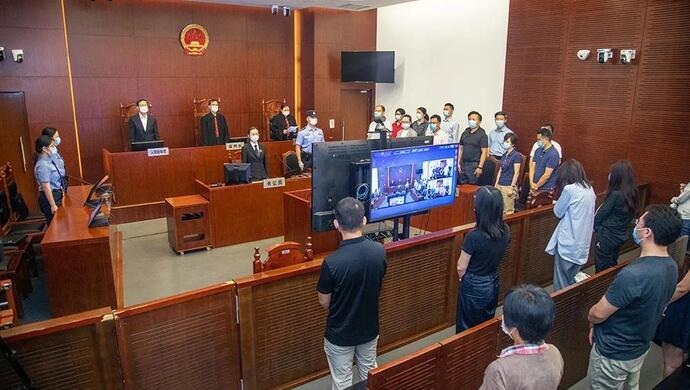 【杏悦】诈骗案杏悦宣判公司被罚15亿主要负责人被图片
