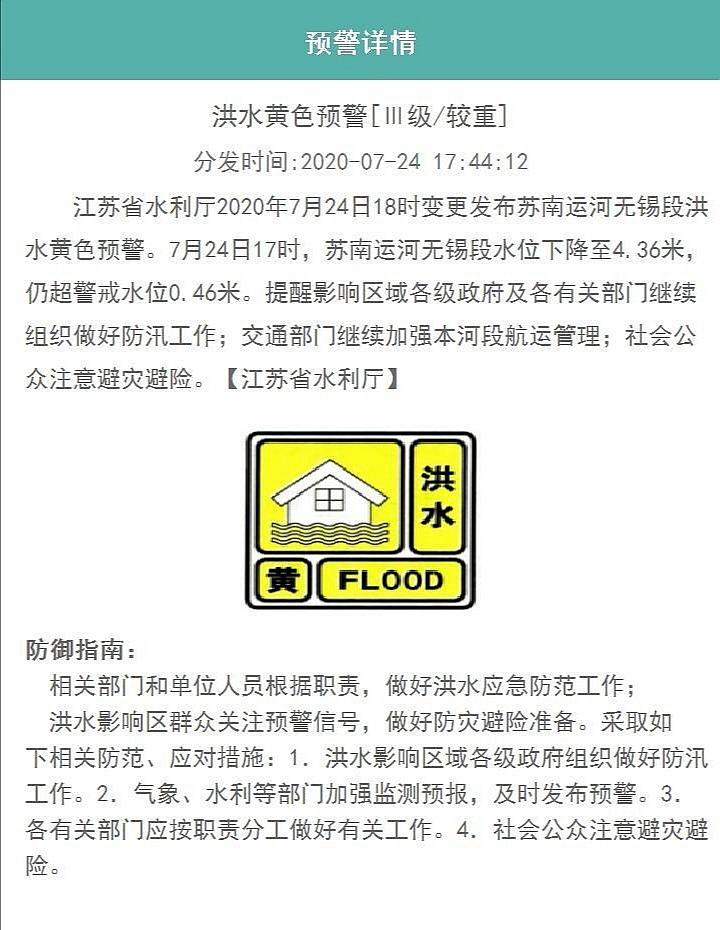 杏悦18时变更发布苏南运河杏悦无锡图片