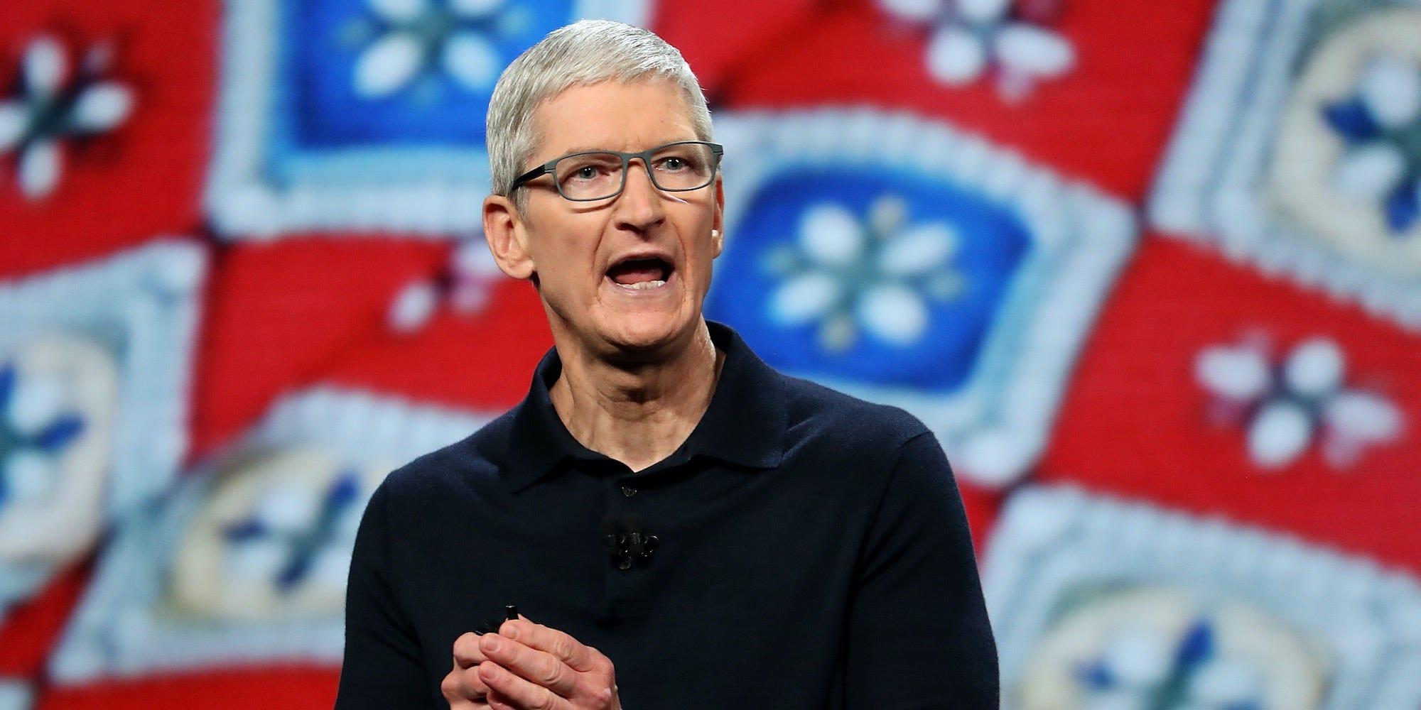高盛:苹果强劲涨势不会持续 直