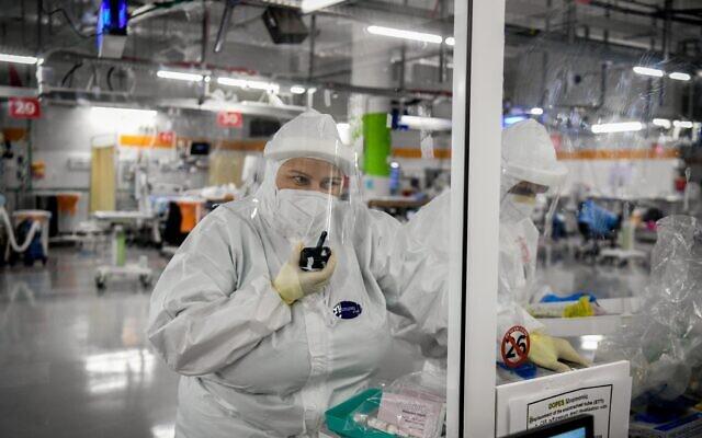 以色列新增916例新冠肺炎确诊病例 累计确诊59475例