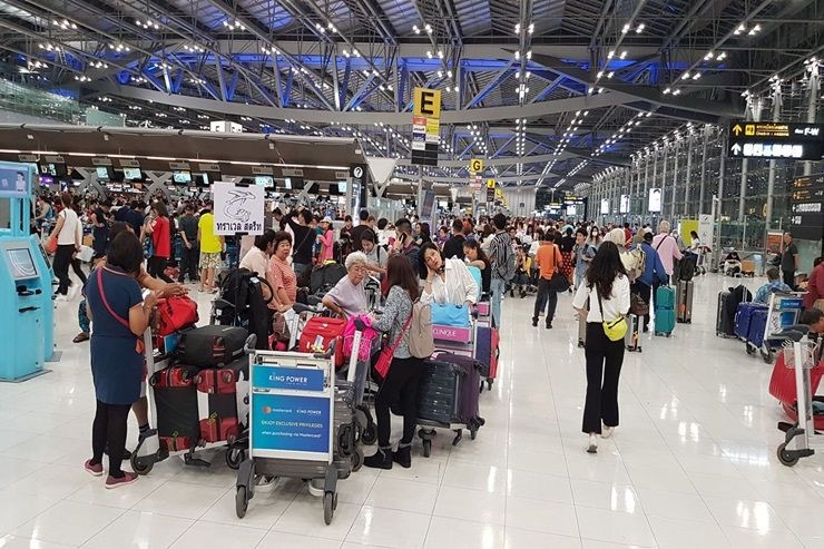 【杏悦】泰国民航局计划年底将恢杏悦复与中国的航班图片