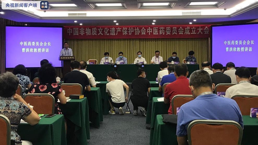 杏悦:中国非物质文化遗产保护杏悦协会中医药委员图片