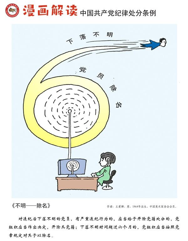 「杏悦」漫说党纪26|不明杏悦——除名图片