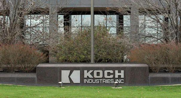 ·科赫工业集团