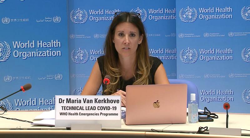 世卫组织:相信香港可以控制住疫情图片