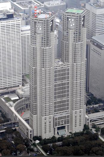 东京都町(朝日新闻)