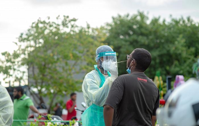 马尔代夫新增新冠肺炎确诊病例67例 累计3369例