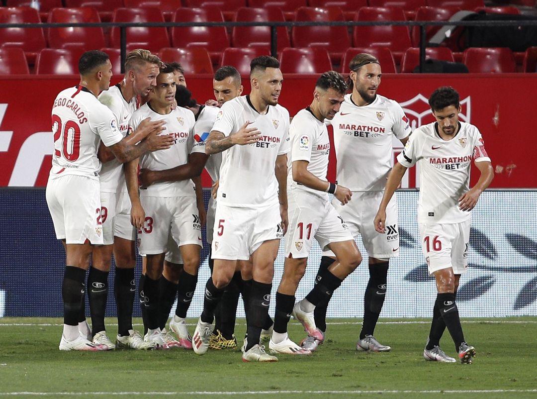 西甲塞维利亚俱乐部一名一线队成员新冠检测呈阳性
