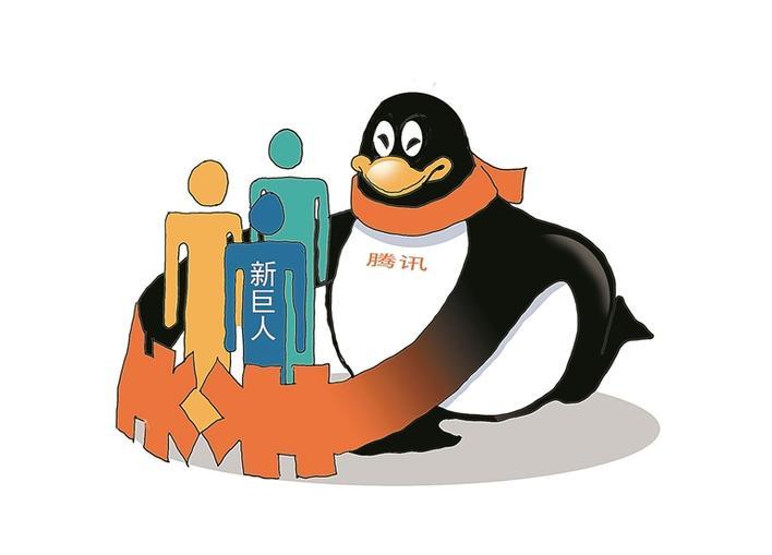 小企鹅,大动作 漫画财经 王建明