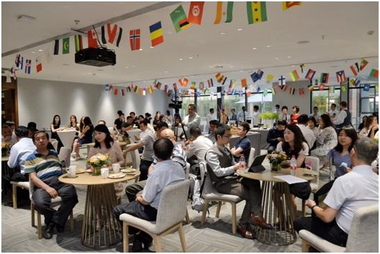 """""""仲夏夜之梦""""国际青年创客交流会在西安高新区举行"""