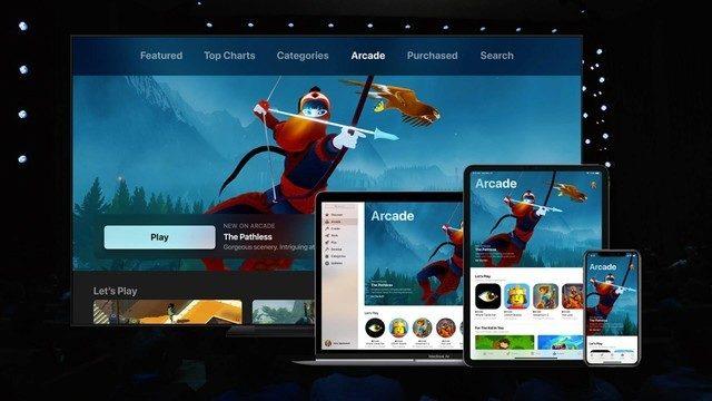 苹果暂停与部分开发者合作 调整Arcade战略方向