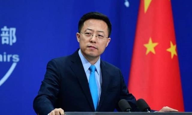 【天富】称中国军演天富破坏局势稳定赵立坚某图片