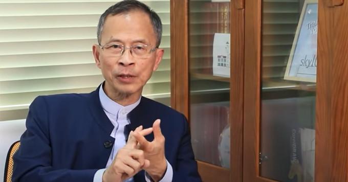香港立法会前主席曾钰成:想挑战港区国安法者,应考虑清楚、好自为之图片