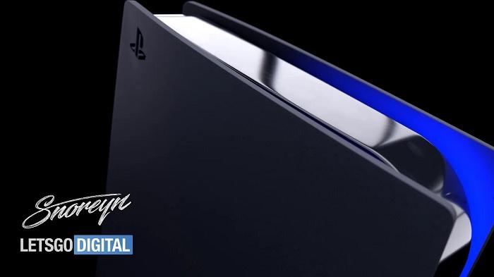 黑色版PlayStation 5主机长啥样?设计师分享3D渲染图